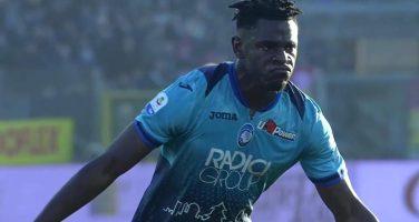 """Auriemma: """"Zapata sarebbe ben felice di tornare a Napoli, ma non c'è stata ancora nessun offerta""""."""