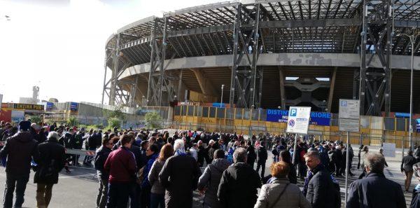 Prosegue la vendita per Napoli-Atalanta: info e dettagli sui biglietti