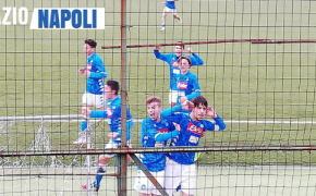 GIOVANILI NAPOLI – Roma battuta 1-0, Under 15 primi in classifica! Under 16 sconfitti 1-2 dai capitolini