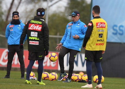 Napoli, Ancelotti svela: