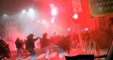 Scontri Inter-Napoli, fissata la data del processo per i sei ultrà arrestati