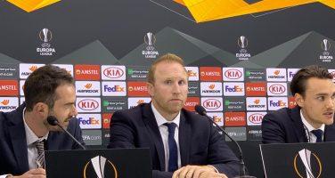 """Magnin in conferenza: """"Spero che il Napoli vinca la coppa, Zielinski impressionante!"""""""