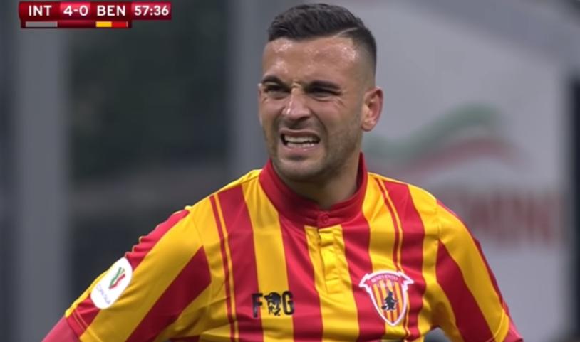 Roberto Insigne resta un giocatore del Benevento: il comunicato