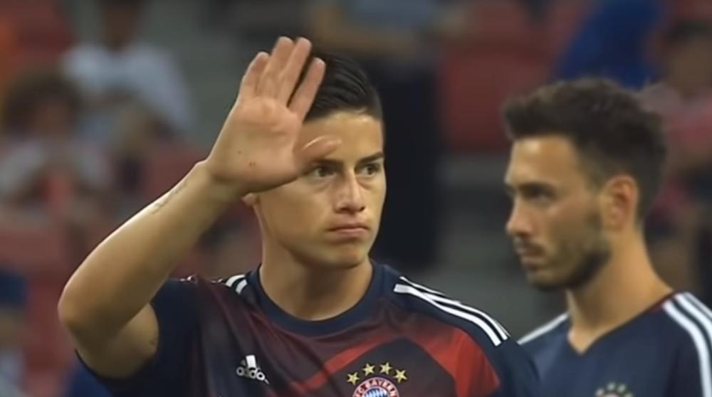 Napoli, calciomercato: per Ancelotti ci sarebbe il sì di James Rodriguez