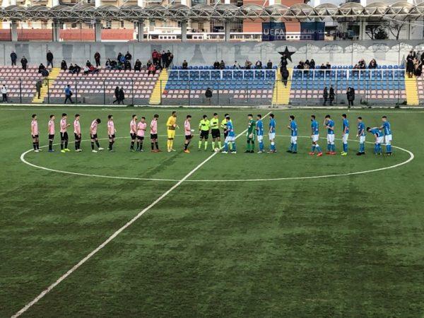 RE-LIVE PRIMAVERA - Napoli-Palermo 3-2 (15' Sgarbi, 22', 30' Gaetano, 62' Birligea, 94' De Stefano): il Napoli vince soffrendo