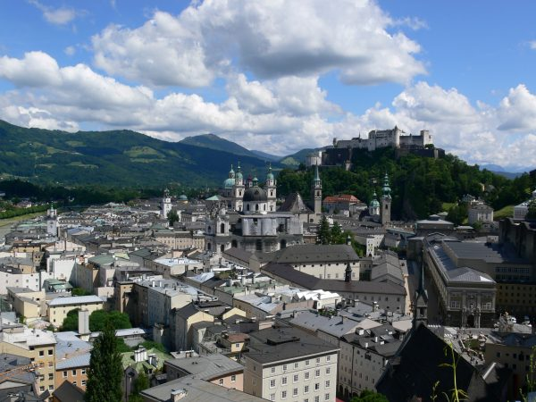 come raggiungere salisburgo