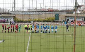Giovanili Napoli – Vittorie copiose per gli azzurrini: Under 15 e 16 vincono contro il Foggia