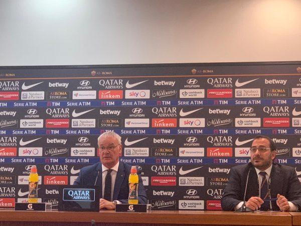 Conferenza Ranieri