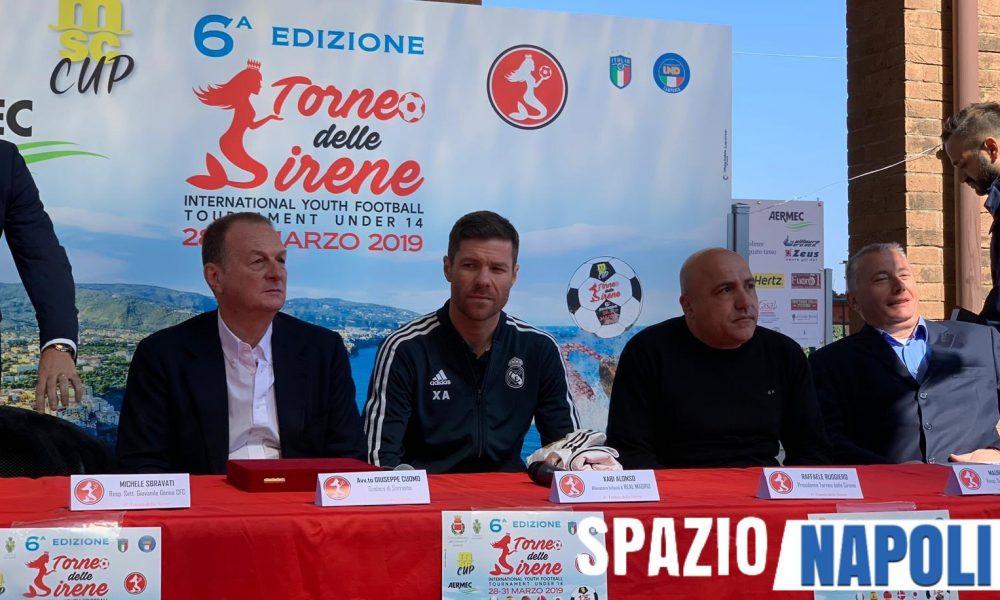 Real, Xabi Alonso tifa Napoli:Ancelotti può vincere l'Euroleague
