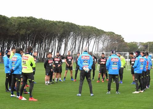 Napoli-Atalanta, ci sono i convocati di Ancelotti: ancora out Albiol e Ounas, assente anche Maksimovic. C'è Gaetano