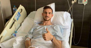 Fabian Ruiz, buone notizie per lui: lascia l'ospedale dov'era ricoverato. La diagnosi rivela problemi legati al virus gripe A