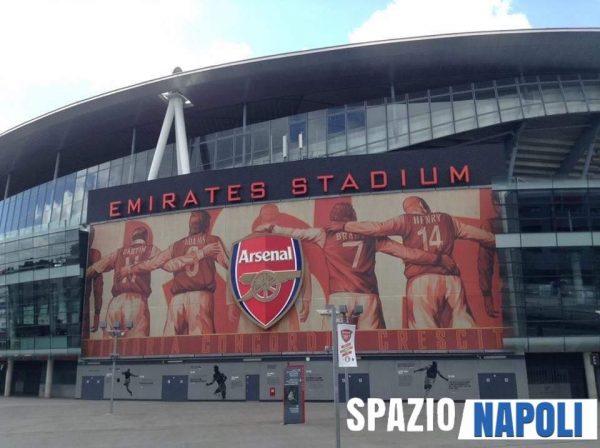 Sarà esodo azzurro a Londra: per Arsenal-Napoli tifosi in arrivo da tutta Europa