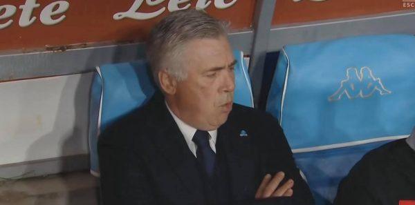 Ancelotti Formazione Napoli Arsenal