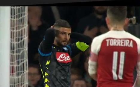 Napoli inguardabile a Londra: ora tocca al San Paolo fermare l'Arsenal!