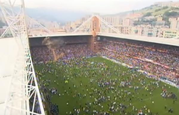 Gemellaggio Napoli Genoa