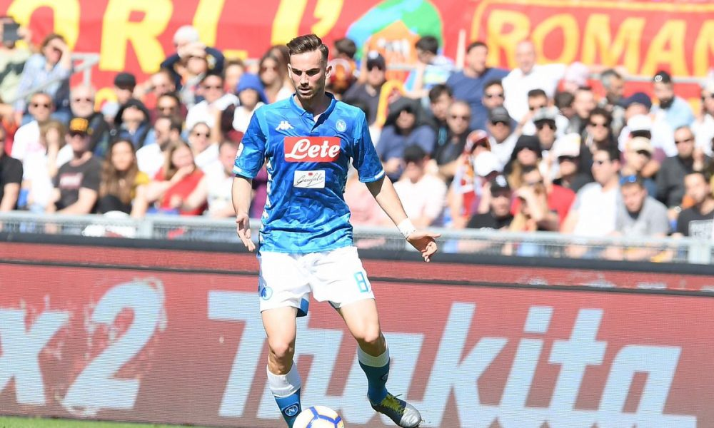 Attento Napoli: L'Atletico Madrid interessato a Fabian Ruiz