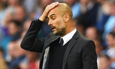 Manchester City UEFA Guardiola