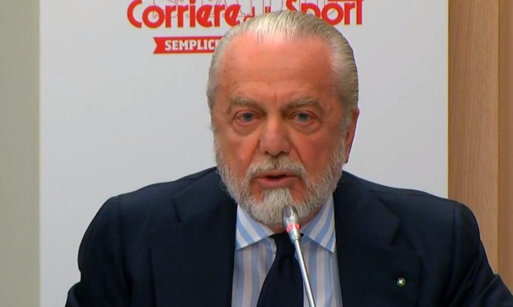 Napoli De Laurentiis: