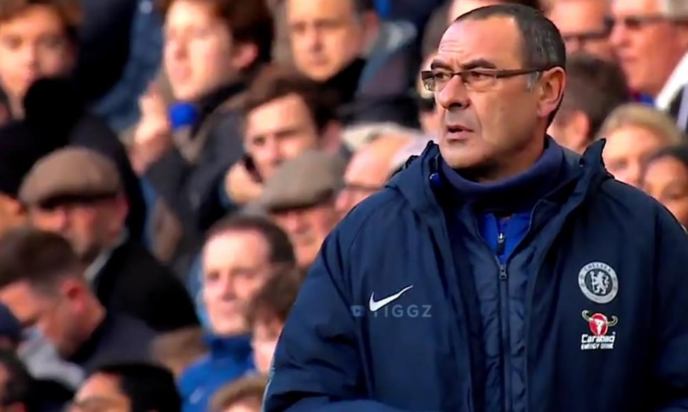 Calciomercato, Chelsea pronto a liberare Sarri: Juventus più vicina