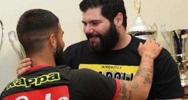 """Salvatore Esposito: """"Ho sempre detto ad Immobile di venire al Napoli! Maradona è il più forte di tutti i tempi"""""""