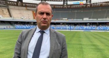"""De Magistris: """"Bisogna utilizzare tre misure per fronteggiare l'emergenza economica a Napoli"""""""