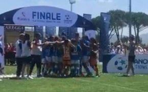 VIDEO – Gioia a tinte rosa: il Napoli Under 12 è campione d'Italia!