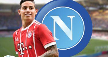 SKY – Si avvicina James: il Real Madrid apre al prestito! Diawara aspetta la Roma, può entrare nell'affare Manolas