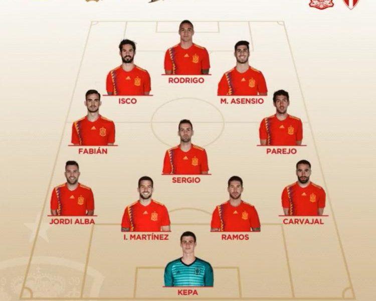 ULTIME - Spagna-Svezia, le formazioni ufficiali: Fabiàn Ruiz titolare con la Roja!
