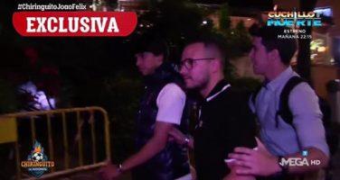 Mendes a Madrid per Joao Felix, occasione anche per parlare di James Rodriguez?