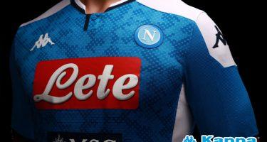 FOTO e VIDEO – Ecco la nuova maglia del Napoli: rappresenta i quartieri della città!