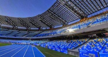 FOTO – Quasi completati i lavori allo stadio: guardate che spettacolo è diventato il San Paolo!