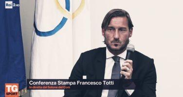 """Ho già ricevuto delle offerte"", a SKY rivelano: Sampdoria e Fiorentina vogliono Totti"