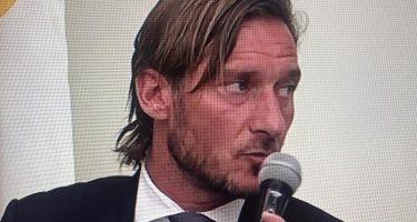 """Totti: """"Ho avuto offerte da squadre italiane. Napoli e Juventus? Non esageriamo"""""""