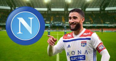 Dalla Francia – Nuovo nome per il Napoli, spunta Fekir del Lione! Contratto in scadenza nel 2020, è tentato dal Napoli