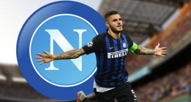 CdS – Icardi aspetta la Juventus ma il Napoli è l'unica reale alternativa e l'Inter ha fretta di cedere