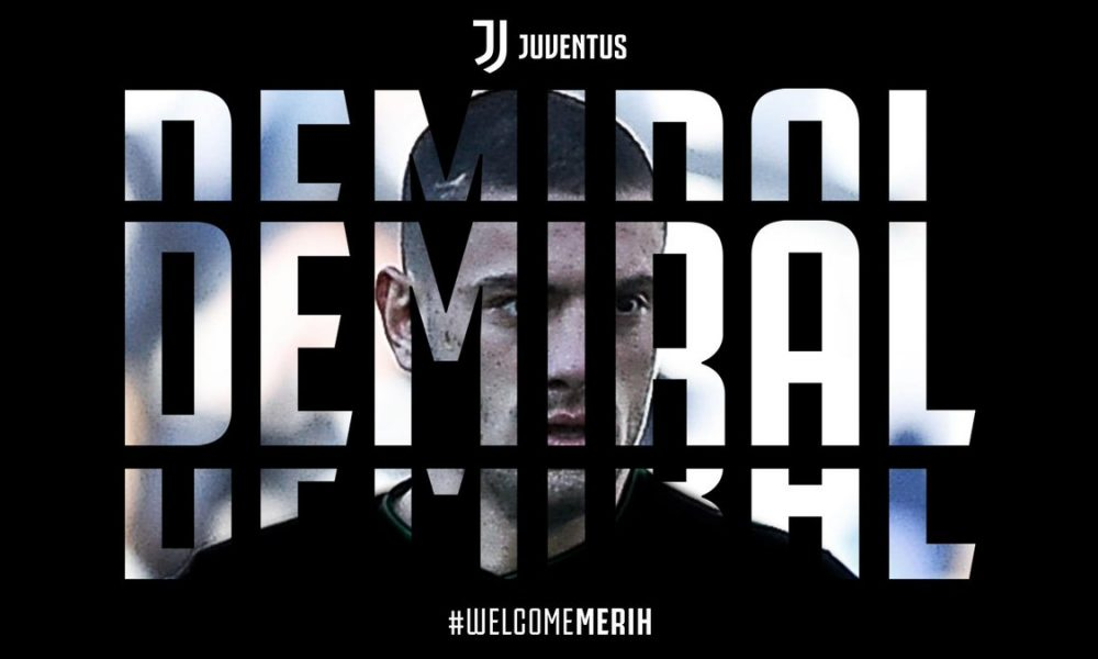 Juventus, ufficiale Demiral dal Sassuolo: le cifre