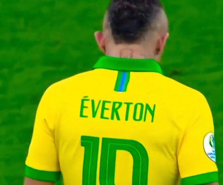 DAL BRASILE - Difficoltà per James Rodriguez, il Napoli punta 'Cebolinha' del Gremio!