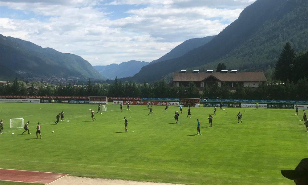 Napoli-Benevento, finito il primo tempo: punteggio e marcatori