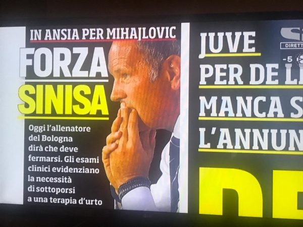 Il CorSport in prima pagina: