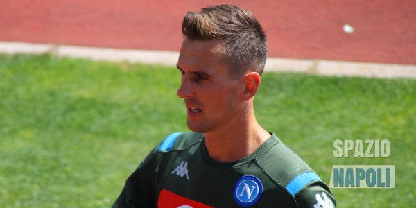 GdS - Cessione Milik, interviene De Laurentiis: il Napoli ha deciso il futuro del polacco