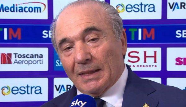 Commisso, presidente Fiorentina: