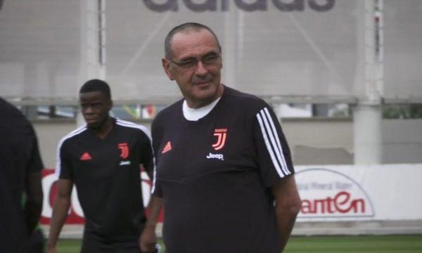 Sarri, la Juventus costretta al comunicato sulle sue condizioni: