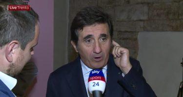 """Torino, tensione fuori la sede granata: spuntano scritte """"Cairo vattene"""""""