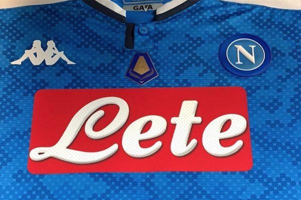FOTO - Il simbolo della Serie A sulla maglia del Napoli: sapete ...