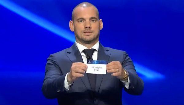 Napoli ancora con il Liverpool, completano Salisburgo e Genk! L'Atletico per la Juventus, Manchester City per l'Atalanta