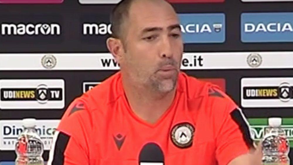 Udinese, Tudor gela la Fiorentina: