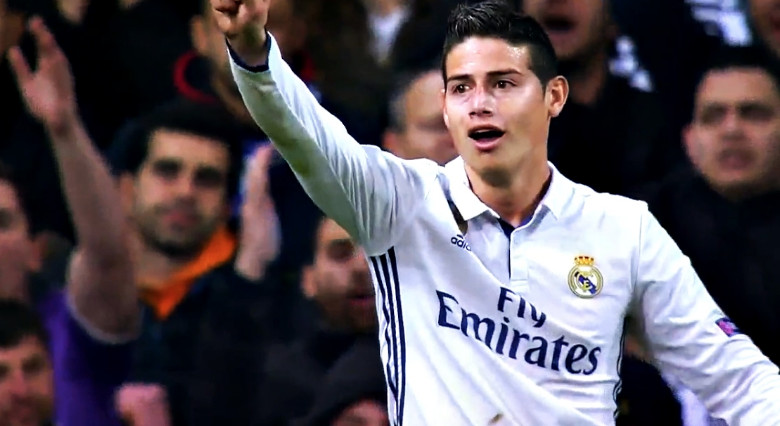 Everton, Ancelotti vuole James Rodriguez