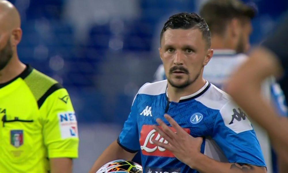 Mario Rui: 'Il Napoli non deve fermarsi'