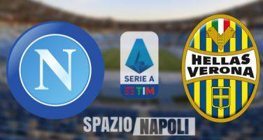 Napoli-Verona, dove vedere il match in TV e streaming