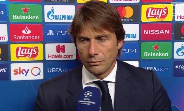 L'Inter cade 2-1 a Barcellona, Conte accusa l'arbitro: